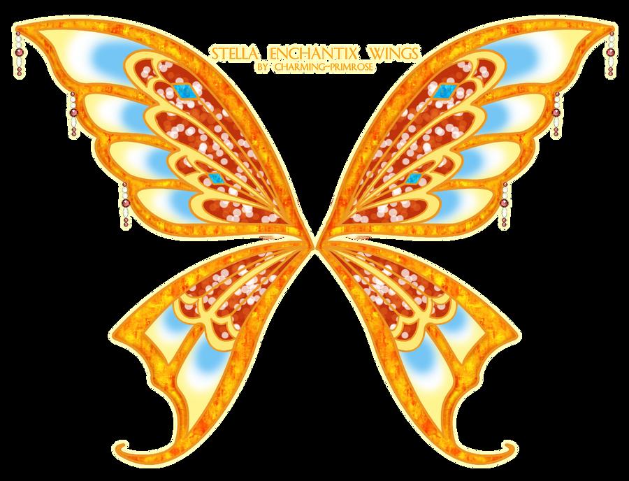 Gallery Winx Club Bloom Enchantix Wings