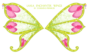 Layla Enchantix Wings