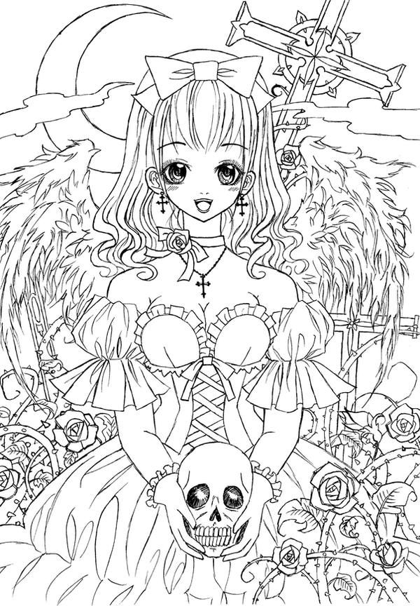 Gothic Lolita by LiaDeBeaumont on DeviantArt