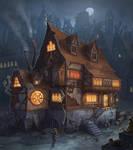 'Left hook' Tavern