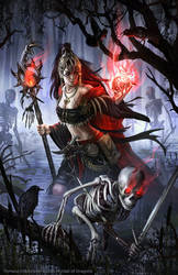 Necromancer by Takeda11