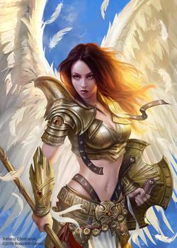 Kaya The Archangel
