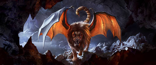 Manticore by Takeda11