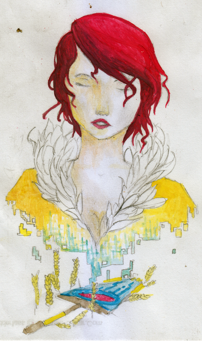 I'll see you in the country - Transistor by AlecEbora12
