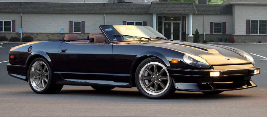 280zx 2+2 Convertible by Avalante on DeviantArt