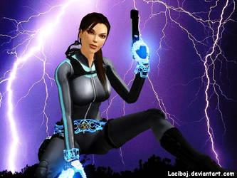 Lara Croft 11 by Laciboj