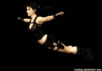Lara Croft 21 by Laciboj