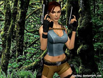 Lara Croft 23 by Laciboj
