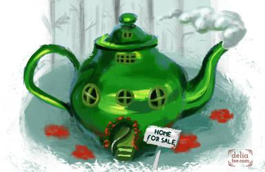 Tea House - Artist Workout