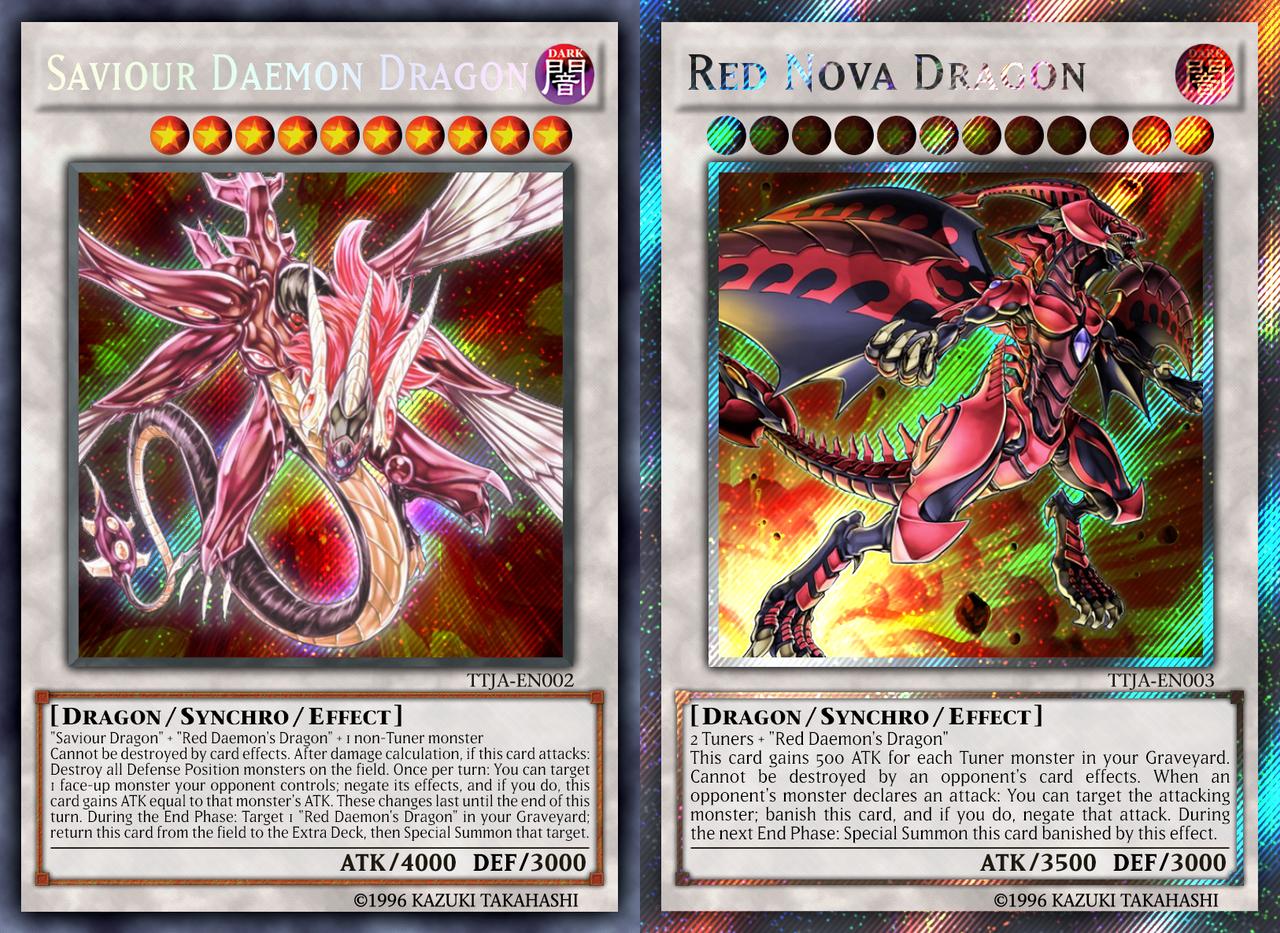 Red Nova Dragon Wallpaper Saviour Daemon ...