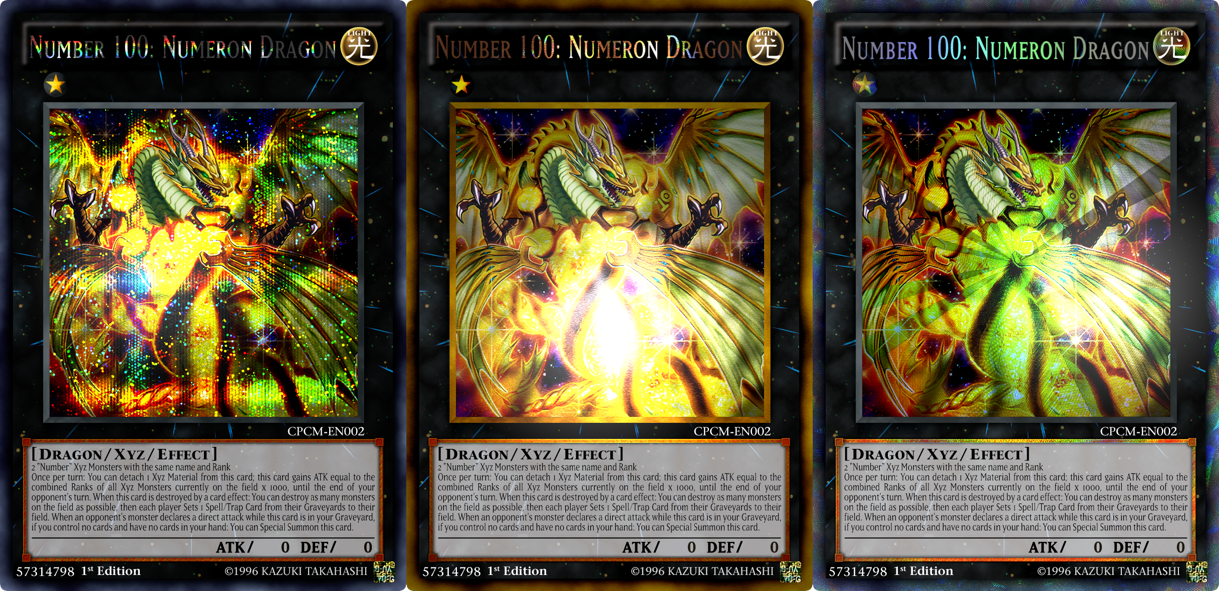 Yugioh Number 100 Numeron Dragon Effect Finally Revealed - YouTube