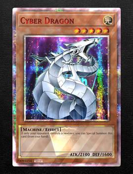 [10,000 Mega Poll] Cyber Dragon