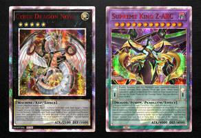 [10,000 Mega Poll] Cyber Dragon Nova and Zarc