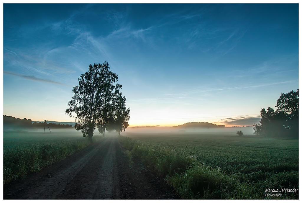 Misty Night I by marcusjehrlander