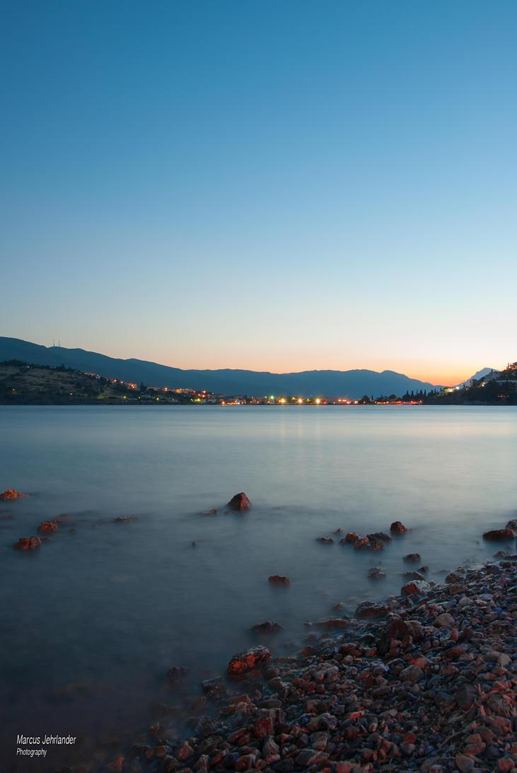 Mediterranean Tranquility II by marcusjehrlander