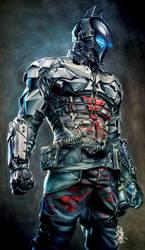 Arkham Knight PRINT