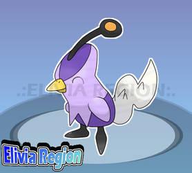 #086 - Parird by Elivia-Region