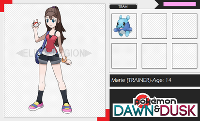 Marie Lee (trainer) by Elivia-Region