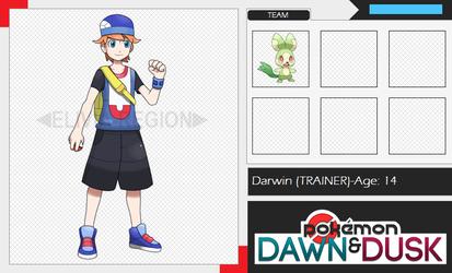 Darwin Stark (trainer)