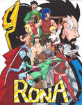 Rona project poster