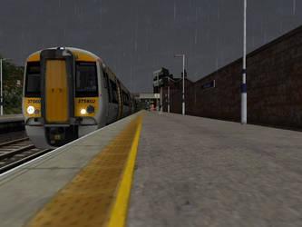 Class 375 by LondonTrain2015Fan