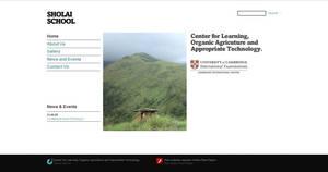 Sholai School Website