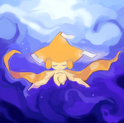 jirachi by pazhv