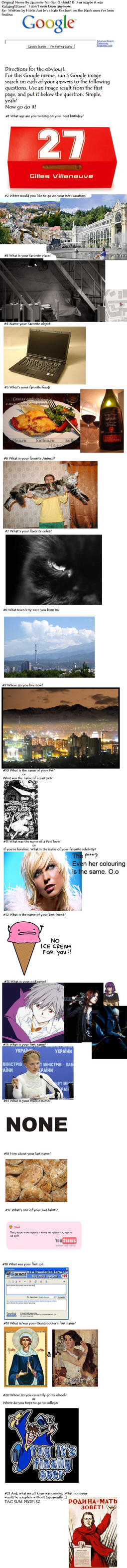 Google meme by Nagisa-Kaworu