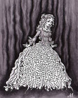 Ariadne's maze by Magzdilla