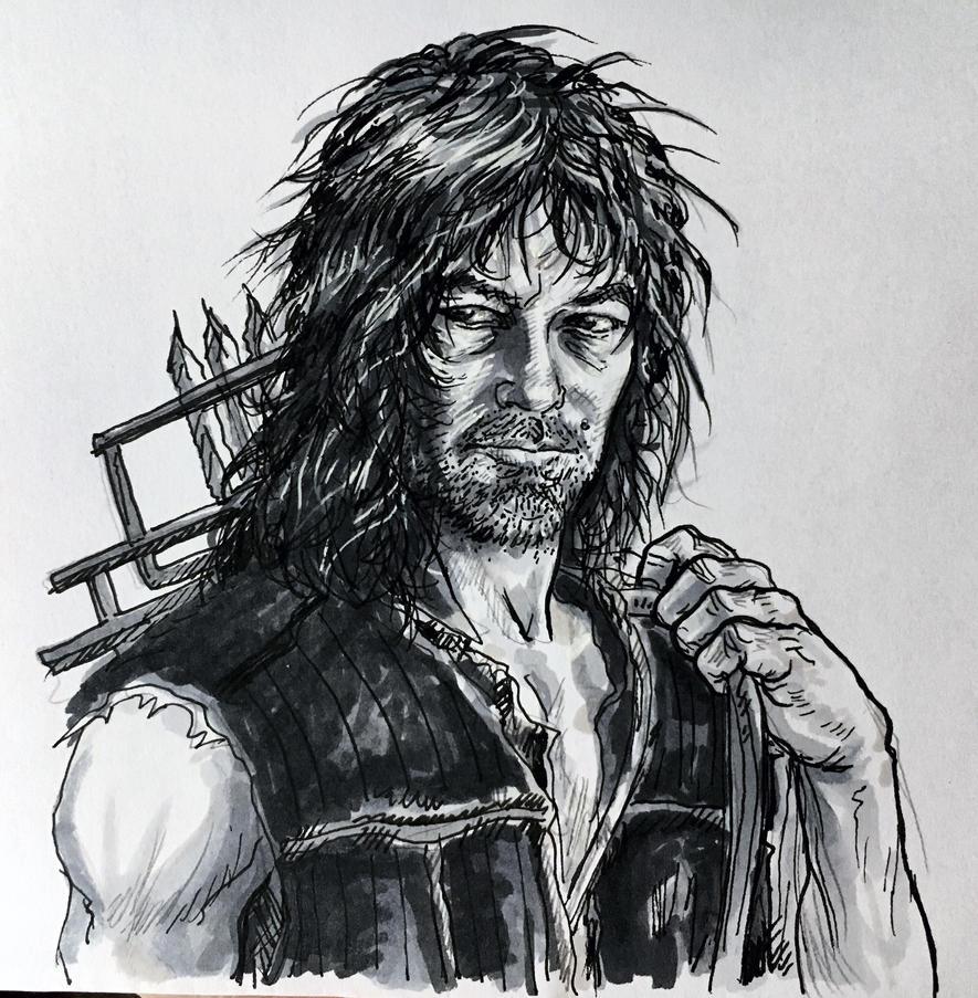 Daryl by Magzdilla