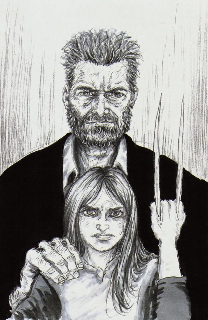 Logan by Magzdilla
