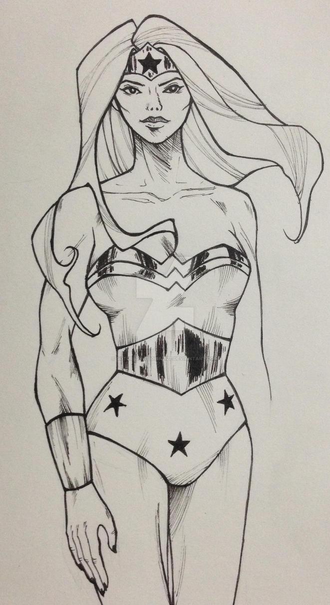 Wonder Woman by Soturminationalize