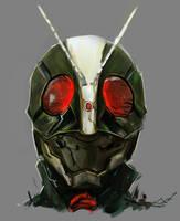 Kamen Rider Nigo by novicekid