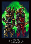 Blade King and Wild Chalice