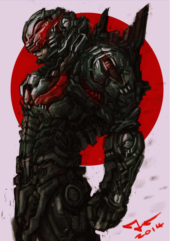 Robocop 2014 by novicekid on deviantART