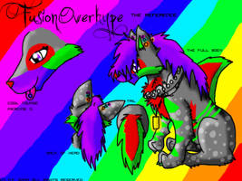 My Fursona by FusionOverHype