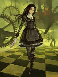alice madness returns by Nightmaree-moon-sis