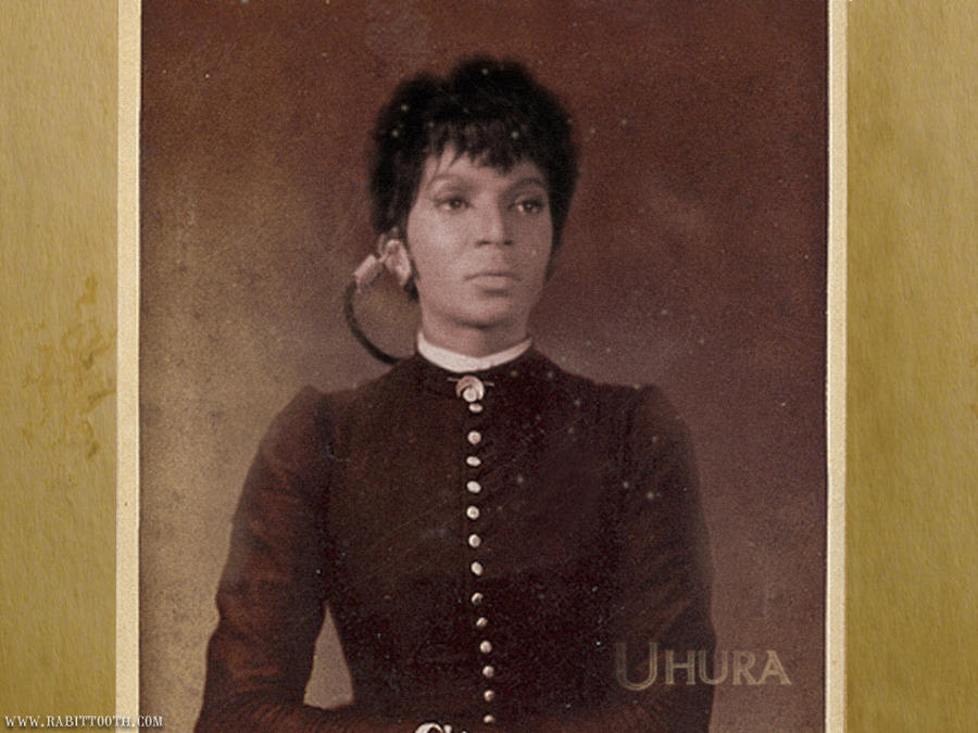 Victorian Uhura by Rabittooth