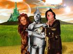 Star Trek Wizard of Oz