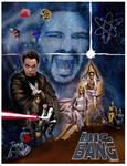 Big Bang Theory Star Wars Poster