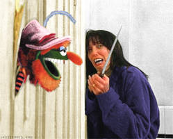 The Shining Dr. Teeth by Rabittooth