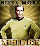 Needs More SHATNER !