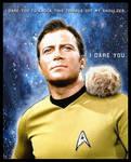 Kirk Dares You ...