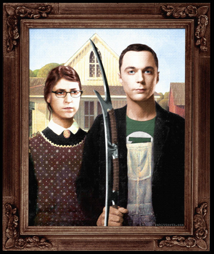 Shamy Gothic By Rabittooth