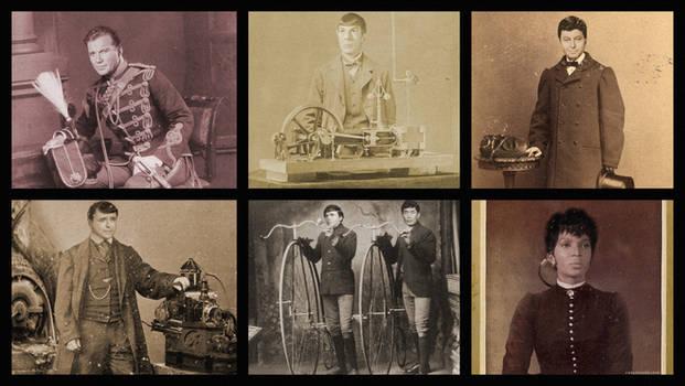 Victorian / Steampunk Trek