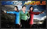 Sisko's Angels (Charlie's Angels / DS9 Mashup)
