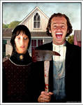 A Shining Gothic ( The Shining / American Gothic )