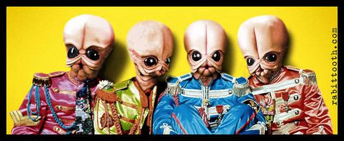 Cantina Band  ( Star Wars / Beatles )