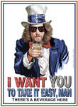 The Dude Wants YOU