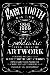 Rabittooth Jack Daniels Style